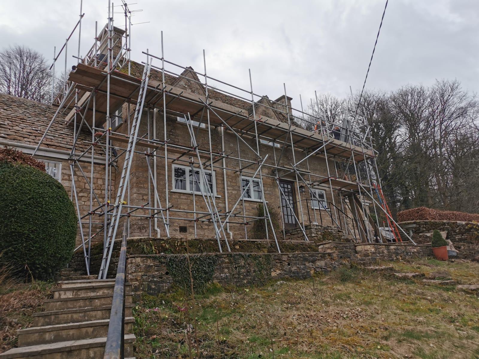 simply scaffolding stroud