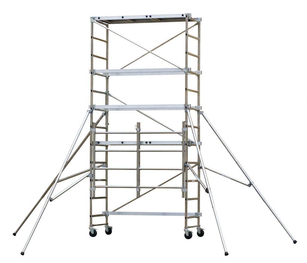 Simply Scaffolding Aluminium Tower Scaffold