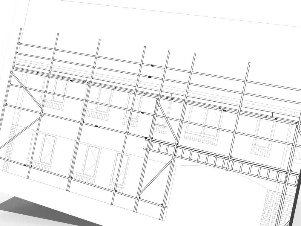 simply scaffold design service